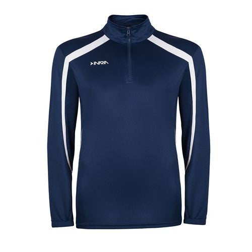 INARIA Catenaccio 1/4 Zip Soccer Warm Up Jacket (adult)-Warm Ups-Soccer Source