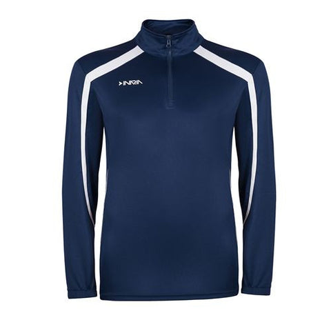 INARIA Catenaccio 1/4 Zip Adult Soccer Warm Up Jacket