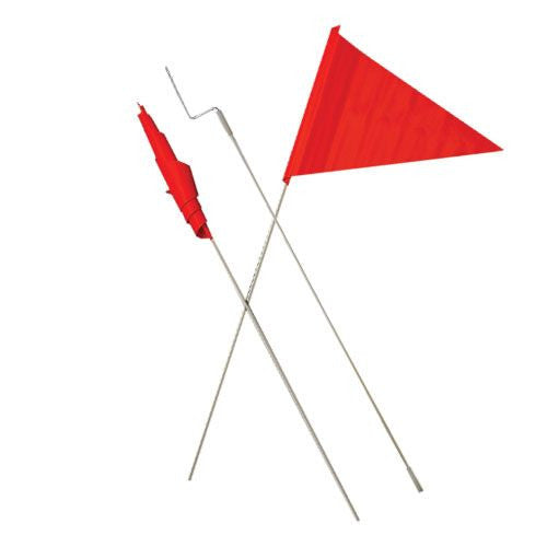 INARIA Detachable Corner Flags (set)-Soccer Command