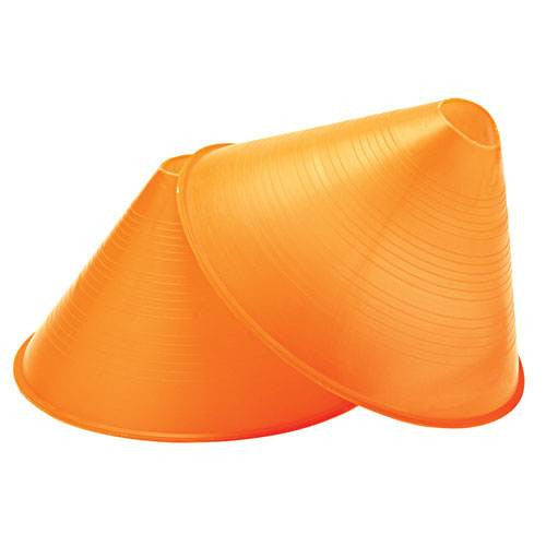 "Large Profile 6"" Soccer Cones (12 pack)"
