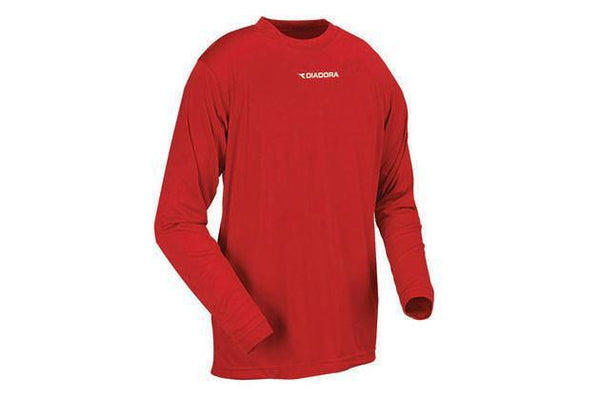 Diadora Leggera Long Sleeve Base Layer-Apparel-Soccer Source