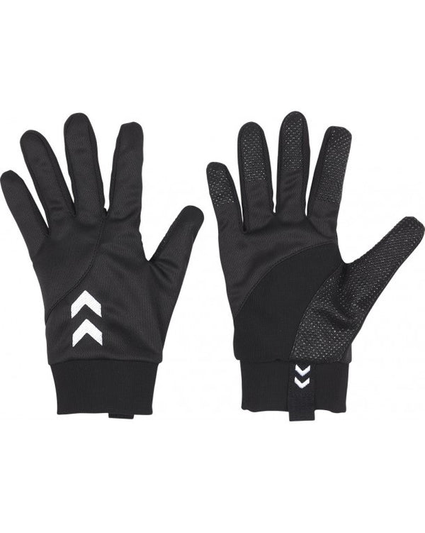 hummel Light Weight Soccer Player Gloves-Soccer Command
