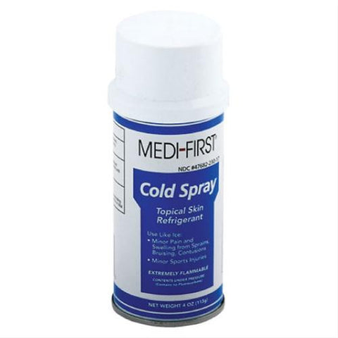 Medi-First Cold Spray