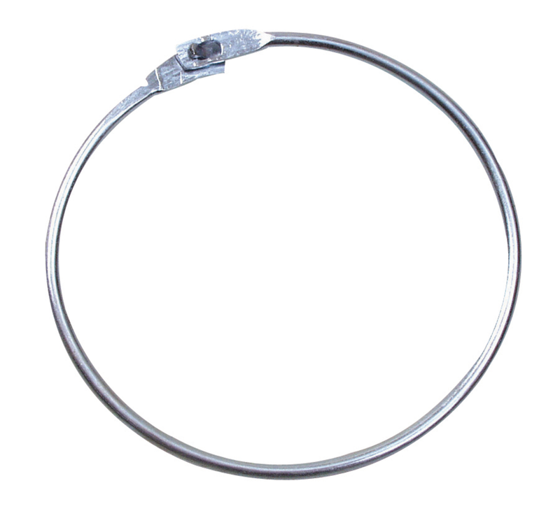 Select Metal Ring For Bibs-Soccer Command