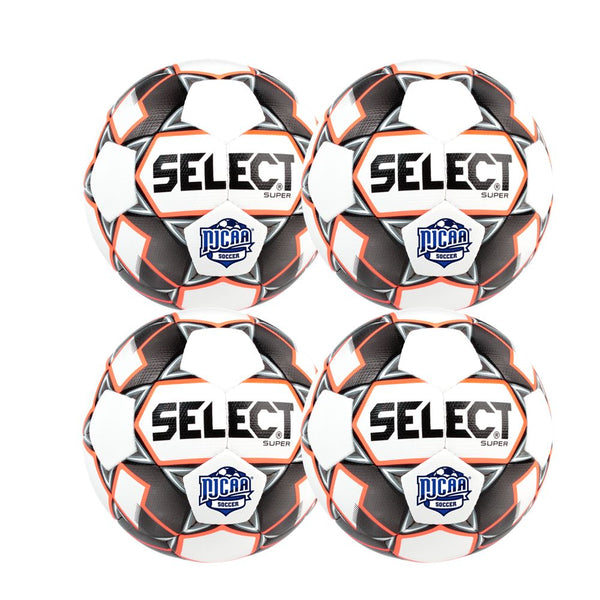 Select Super NJCAA Soccer Ball Bundle (4-pack)-Equipment-Soccer Source