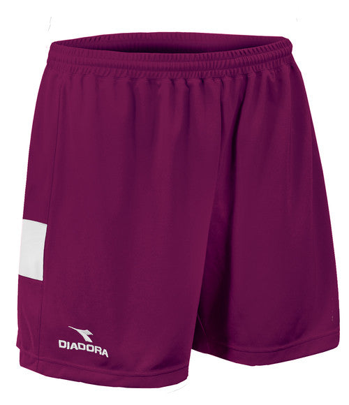 Diadora Novara Women's Soccer Shorts-Apparel-Soccer Source