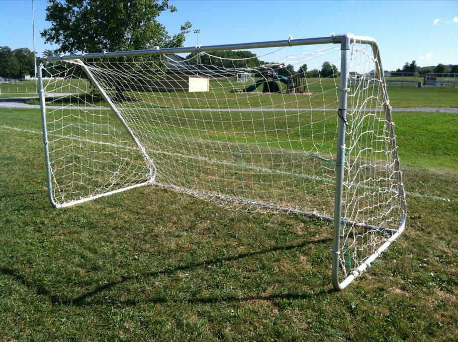 6.5' x 12'  Pevo Small Training Series Soccer Goal - Soccer Source - Your Source for Quality Soccer Equipment