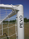 6.5' x 18.5' Pevo Competition Series Soccer Goal-Soccer Command