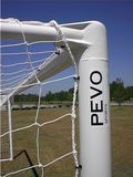 8' x 24' Pevo CastLite Competition Series Soccer Goals (pair) - Soccer Source - Your Source for Quality Soccer Equipment