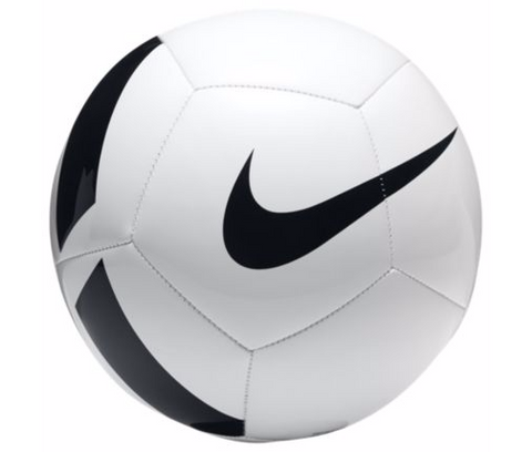 Nike Pitch Team Soccer Ball-Balls-Soccer Source
