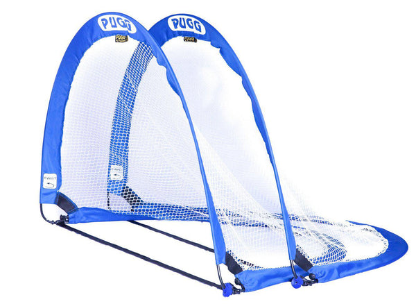 Pugg 4 Footer Pop-Up Portable Soccer Goals-Soccer Command