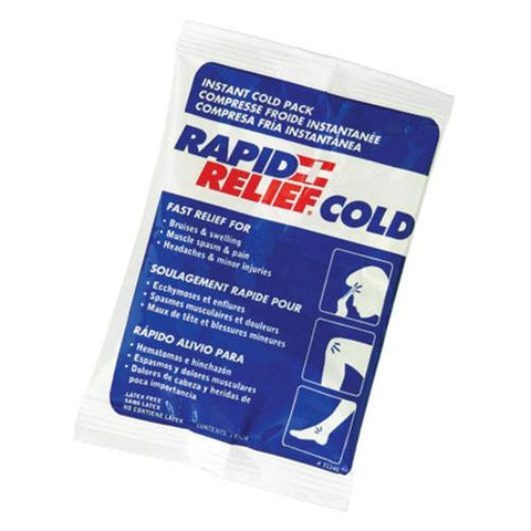 Rapid Relief Instant Cold Pack-Medical-Soccer Source