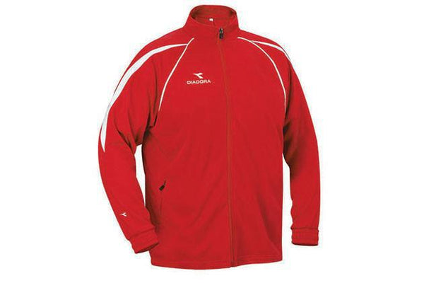 Diadora Rigore Soccer Warm Up Jacket (adult)-Apparel-Soccer Source