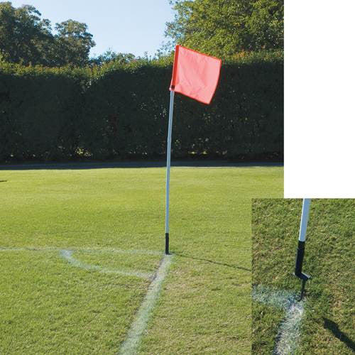 Segmented PVC Soccer Corner Flag Set-Equipment-Soccer Source