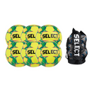 Select Futsal Magico v18 Ball Bundle (6-pack with ball bag)-Equipment-Soccer Source