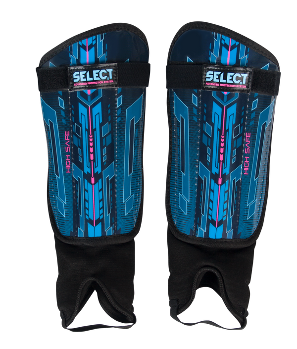 Select High Safe Shin Guards-Equipment-Soccer Source