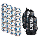 Select Club DB v20 Soccer Ball Bundle (20-pack with 2 ball bags)-Soccer Command