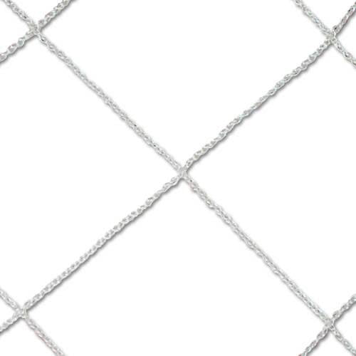 6.5' x 18.5' Pevo 4mm Braided Replacement Soccer Goal Net-Soccer Command