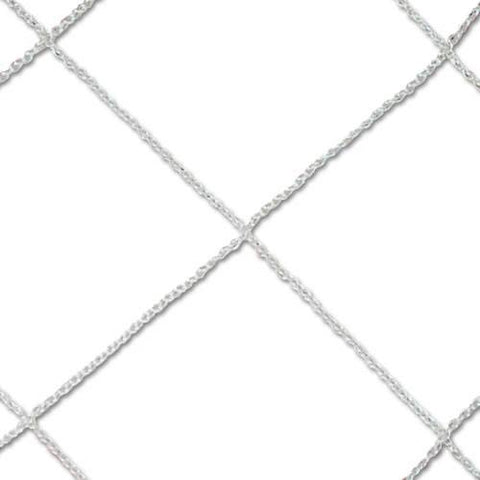 6.5' x 18.5' Pevo 4mm Braided Replacement Soccer Goal Net