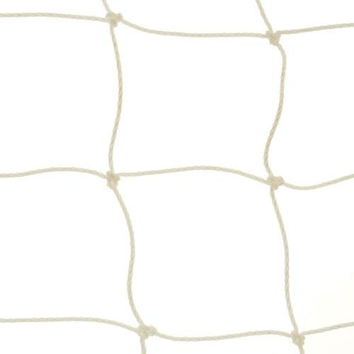 6.5' x 18.5' Pevo Flat Faced Coerver Trainer 3 mm Replacement Soccer Goal Net-Equipment-Soccer Source