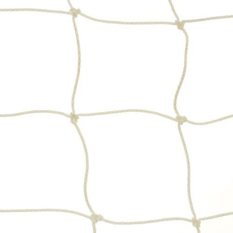 7' x 18.5' Pevo Flat Faced Coerver Trainer 3 mm Replacement Soccer Goal Net