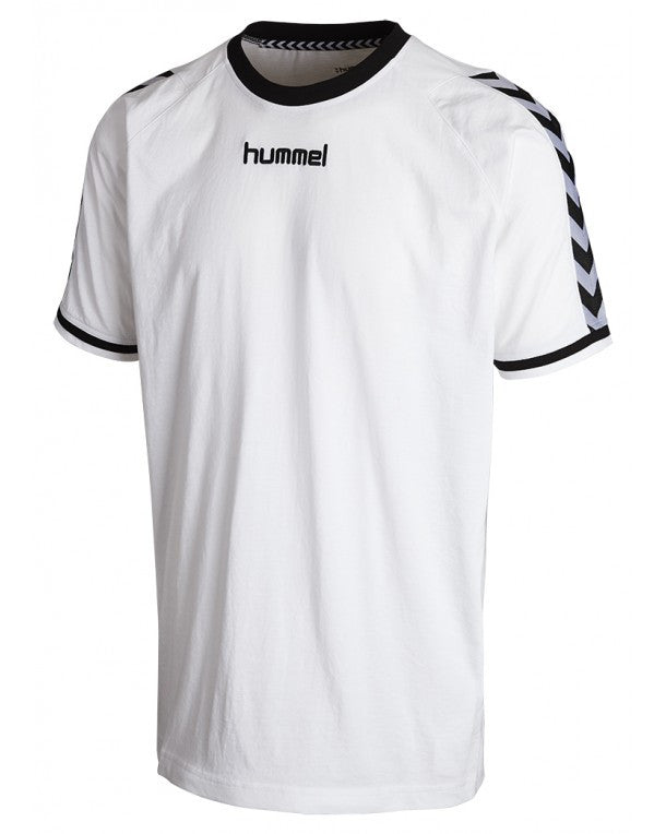 hummel Stay Authentic Cotton Tee (adult)-Apparel-Soccer Source