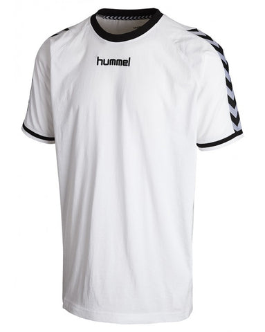 hummel Stay Authentic Cotton Tee (adult)-All Apparel-Soccer Source