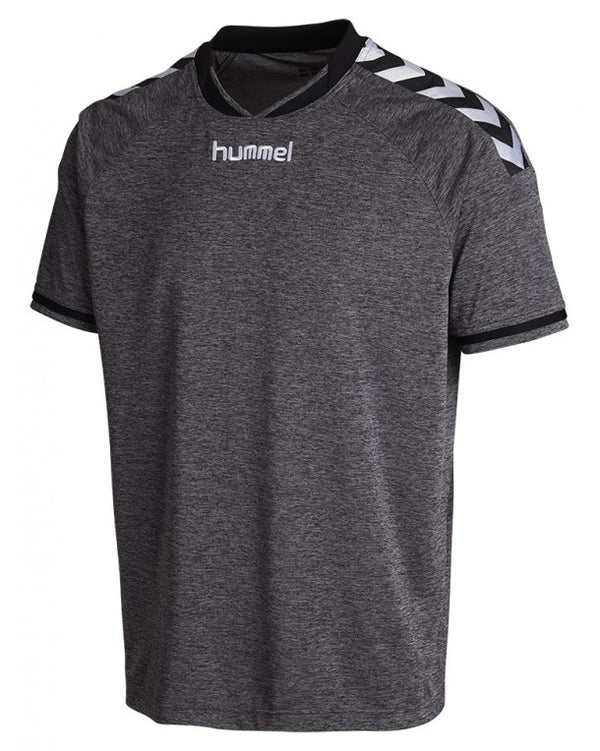 hummel Stay Authentic SS Soccer Jersey (youth)-Soccer Command