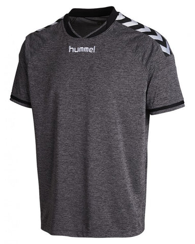 hummel Stay Authentic SS Soccer Jersey (youth)-Jerseys-Soccer Source