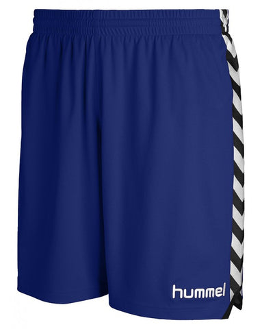 hummel Stay Authentic Soccer Shorts (youth)-Apparel-Soccer Source