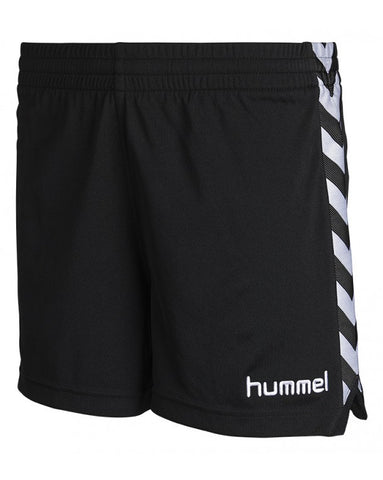 hummel Stay Authentic Women's Soccer Shorts-Shorts-Soccer Source