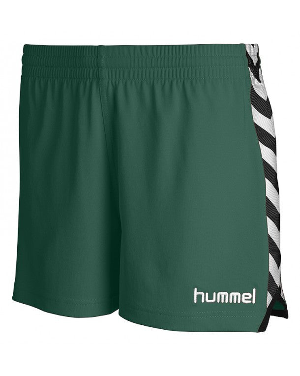 hummel Stay Authentic Women's Soccer Shorts-Apparel-Soccer Source