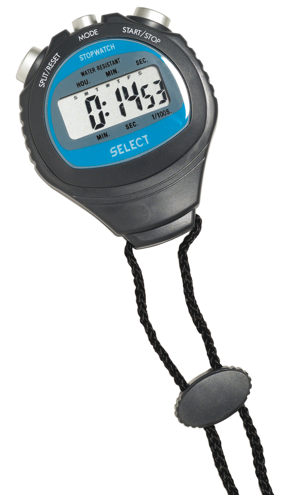 Select Stop Watch-Soccer Command