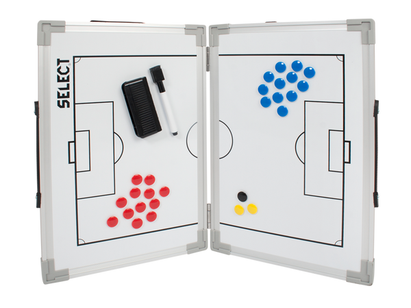 Select Foldable Tactic Board-Soccer Command