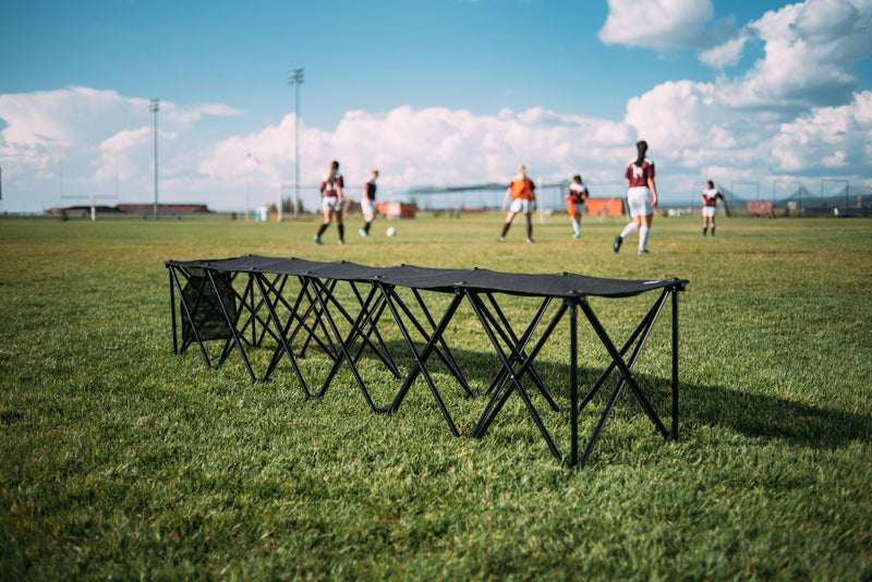TravelChair TravelBench Original Portable/Collapsible Soccer Bench-Equipment-Soccer Source