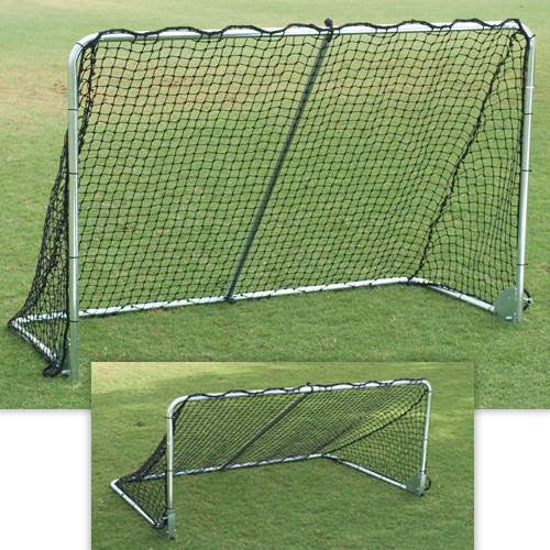 Upward Sports Lil' Shooter 2 Foldable Portable Soccer Goals (pair)-Equipment-Soccer Source