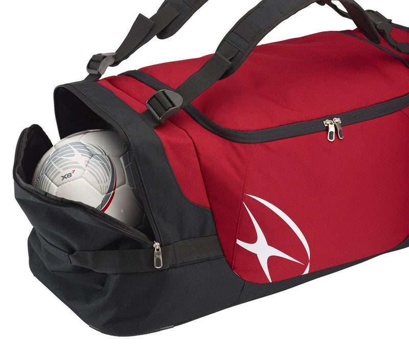 Xara Competitor Soccer Duffel Bag-Equipment-Soccer Source