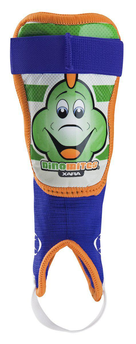 Xara Dinomite V3 Children's Soccer Shin Guards-Equipment-Soccer Source