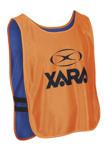 Xara Reversable Soccer Training Bib - Soccer Source - 1