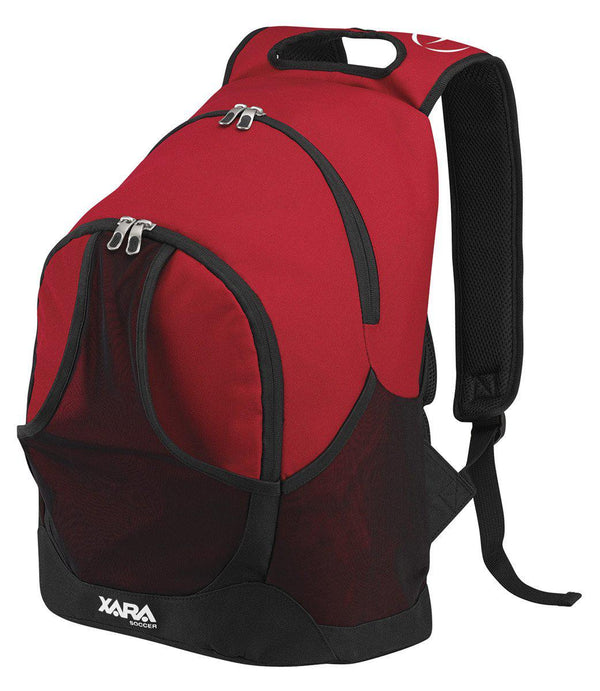 Xara Vert Soccer Backpack-Equipment-Soccer Source