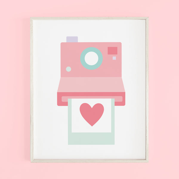 "Say ""Cheese"" Art Print"