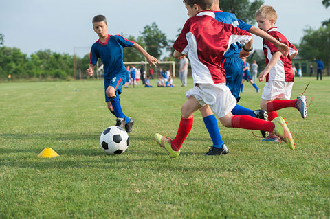 5 Things Soccer Teaches Young Kids | The SOCKIT