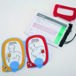 Pediatic AED-Trainer QUIK-COMBO Electrodes (5 Pack)