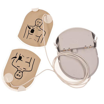 HeartSine Adult Pad-Pak, combined battery & electrode cartridge