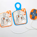 Adult Training Pads, CPR Device for G5 Training AED
