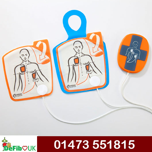 Powerheart G5 Fully Automatic AED CPRD