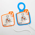 Paediatric Training Pads for Powerheart G5 Training AED