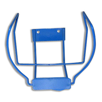 HeartSine Blue Steel Wall Bracket