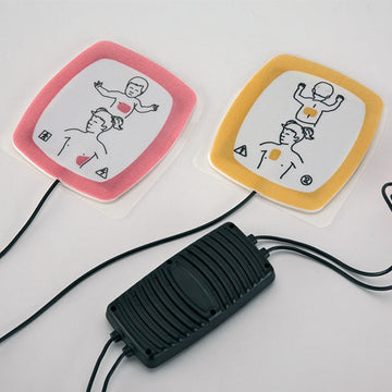 Infant/Child Reduced Energy Defibrillation Electrode - Replacement