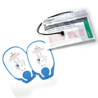 Clip-on Training Electrodes for LifePak 1000 Training AED